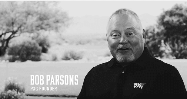 Bob Parson - PXG