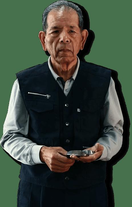 Katsuhiro Miura Golfclubs