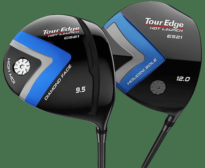 Tour Edge Golfclubs